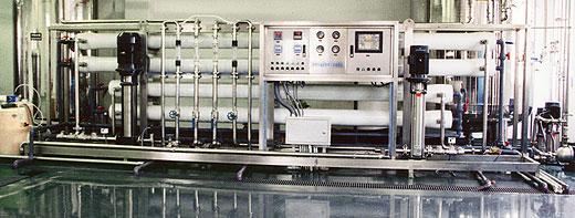 电厂化水制备方案