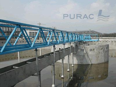 江苏新大纸业造纸废水处理厂
